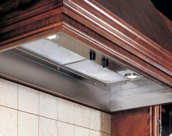 Dacor Renaissance IHL Integrated Hood Liner in Stainless Steel