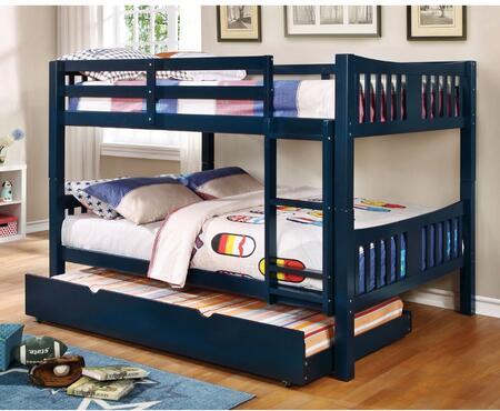 Furniture of America CMBK929FBLBEDT Cameron Full Bedroom Set