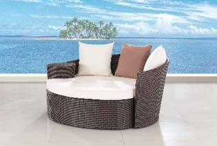 Global Furniture USA S035S  Patio Sofa