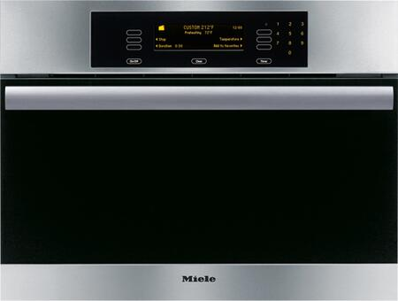 Miele DG4084  Wall Oven, in Stainless Steel
