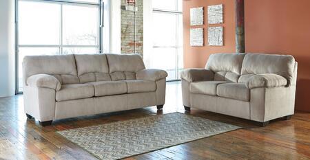 Milo Italia MI4878SLALLO Jacqueline Living Room Sets