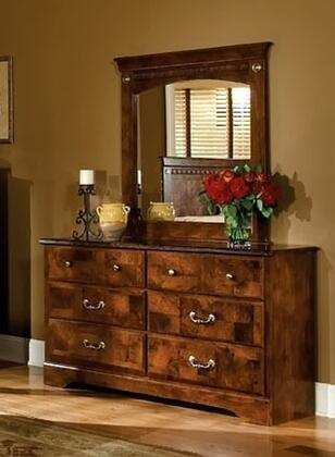 Standard Furniture 51109A San Miguel Series Wood Dresser