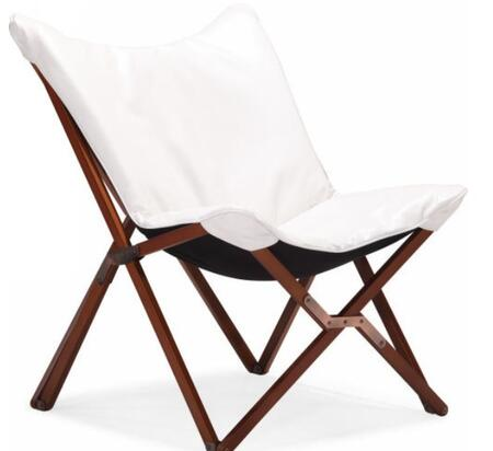 Zuo 500068 Draper Series Lounge Chair  Accent Chair