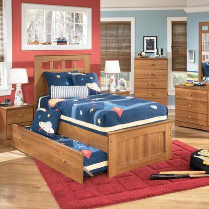 Signature Design by Ashley B12784878651B10082 Benjamin Series  Full Size Panel Bed