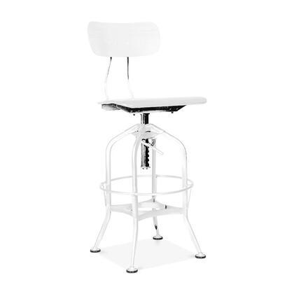Miraculous Design Lab Mn Ls9199Whtcrm Short Links Chair Design For Home Short Linksinfo