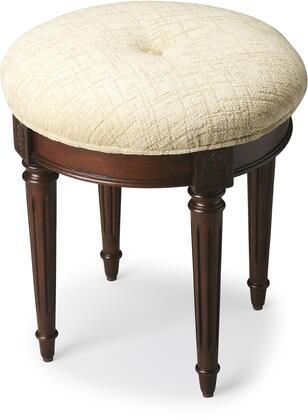 Fantastic Butler Bernadette Collection 18 Inch Vanity Stool With Evergreenethics Interior Chair Design Evergreenethicsorg