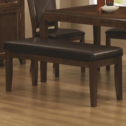 Coaster 103173 Matilda Series Kitchen Armless Wood Bench