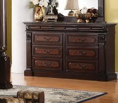 Acme Furniture 19352 Roman Empire Series  Dresser
