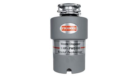 Franke FWD100 Continuous Feed 1 HP Food Disposer