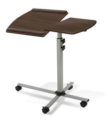 Unique Furniture 202 Height Adjustable Mobile Laptop Desk