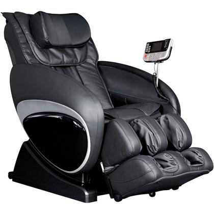 Cozzia 16027 Massage Chair with Wireless Mini Controller, S-Shape Backrest Rail, Six Pre-Programmed Massages and Vibration Seat Massage in
