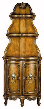Ambella 06300820001 Wood 3 Shelves Bookcase