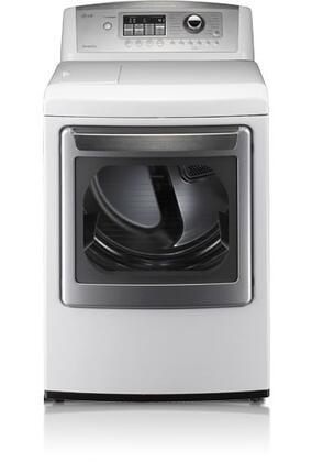 """LG DLGX5102W 27"""" Gas Dryer"""