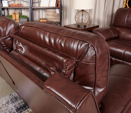 Signature Design By Ashley Transister Leather Reclining