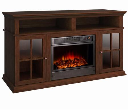 Argo Furniture L17S16 Alessandro Series Direct Vent Electric Fireplace