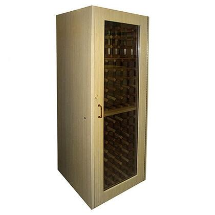 """Vinotemp VINO250BAMBOO 28"""" Wine Cooler"""