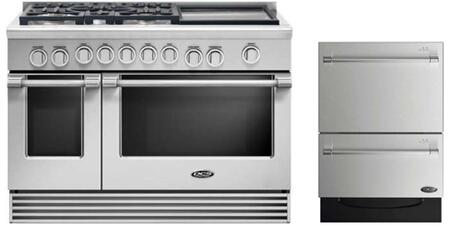 DCS 735872 Kitchen Appliance Packages