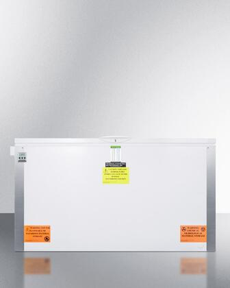Summit VLT1750  White Chest Freezer with 18 cu. ft. Capacity