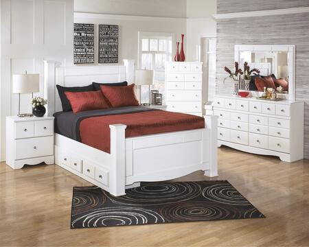 Milo Italia BR418SIG4PCQPS6DDLM2DNKIT1 Waters Queen Bedroom