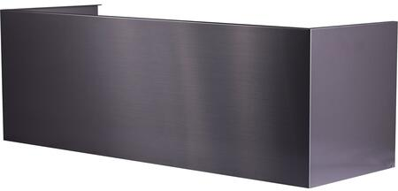 "Dacor AMDC4812M 48"" x 12"" Height Graphite Stainless Duct Cover"