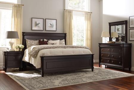 Broyhill 4907KPBNCDM Aryell King Bedroom Sets