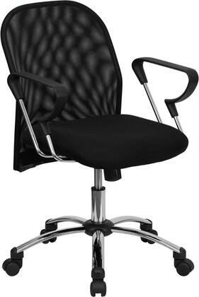 """Flash Furniture BT215GG 25.5"""" Contemporary Office Chair"""