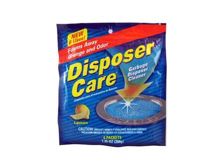 Disposer Cleaner Package
