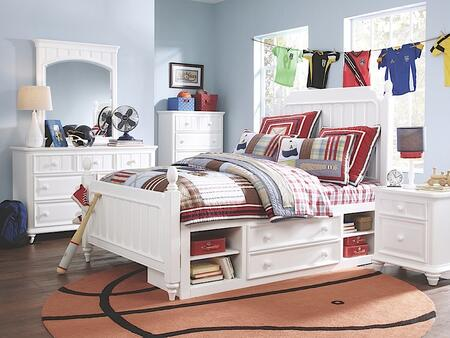 Samuel Lawrence 84666323301SSET SummerTime Full Bedroom Sets