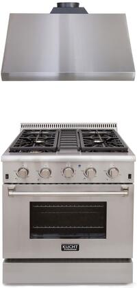 Kucht 722011 Professional Kitchen Appliance Packages