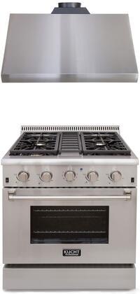 Kucht 722011 Kitchen Appliance Packages