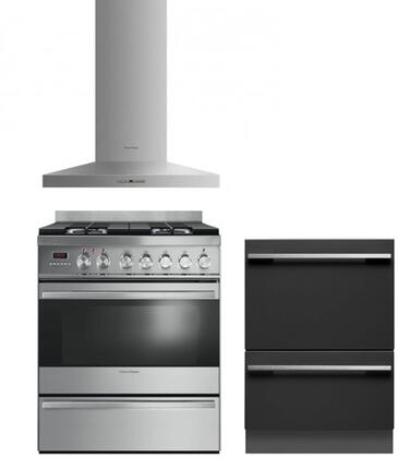 Fisher Paykel 718636 Kitchen Appliance Packages