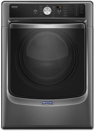 "Maytag MGD8200F 27"" ADA Compliant Gas Dryer with 7.4 cu. ft. capacity, PowerDry System, Rapid Dry Cycle and Sanitize Cycle, in"