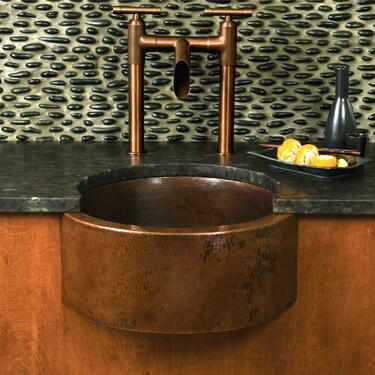 Native Trails CPS214 Bar Sink