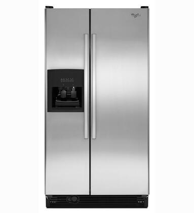 Whirlpool ED2FHEXVS Freestanding Side by Side Refrigerator