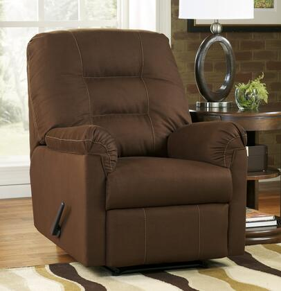 Signature Design by Ashley Harold Point 7560X29 Zero Wall Recliner with Bold Stitching Details, Plush Back and Seat Cushions and Pillow Top Arms in