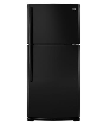 Maytag M9BXXGMYB Freestanding Top Freezer Refrigerator with 18.9 cu. ft. Total Capacity 2 Glass Shelves 5.3 cu. ft. Freezer Capacity