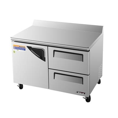 Turbo Air TWR48SDD2 Freestanding  Refrigerator