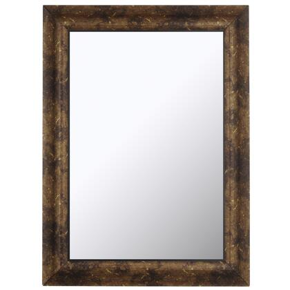 Hitchcock Butterfield 68150X Reflections Phoenician Mottled Copper Framed Wall Mirror