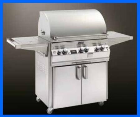 FireMagic E660S2L1N63W Freestanding Natural Gas Grill