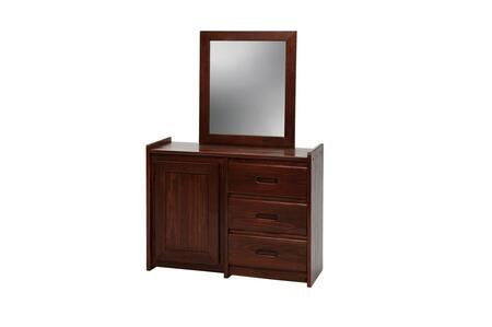 Chelsea Home Furniture 360134011D  Wood Dresser
