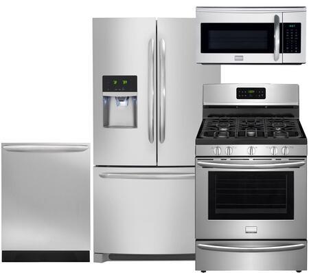 Frigidaire FG4PCFSFDCDFI30GSSKIT2 Gallery Kitchen Appliance