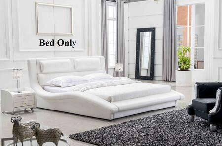 VIG Furniture VGRYBL9035WQ Modrest Series  Queen Size Platform Bed