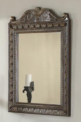 Yuan Tai MA1280M Magnolia Series Rectangular Portrait Mirror