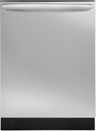 """Frigidaire FGHD2472PF 24"""" Gallery Series Built-In Fully Integrated Dishwasher"""