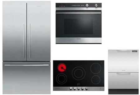 Fisher Paykel 736455 Kitchen Appliance Packages