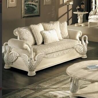 Yuan Tai AV7130S Avignon Series  Fabric Sofa