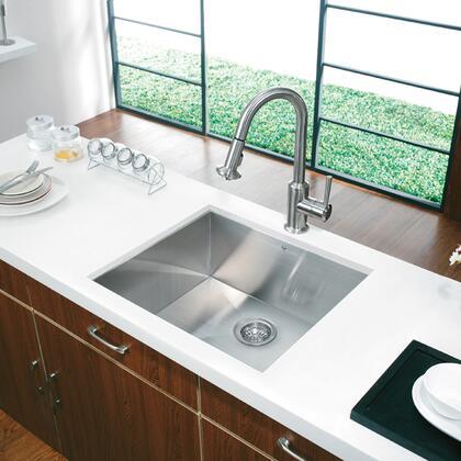 Vigo VG14012 Kitchen Sink