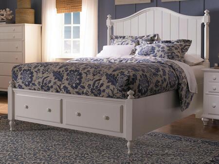 Broyhill HAYDENPLACEBEDQ Hayden Place Series  Queen Size Panel Bed