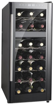 "Sunpentown WC2192DH 13 3/5"" Freestanding Wine Cooler"