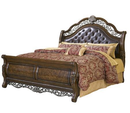 Pulaski 99118012 Birkhaven Series  California King Size Panel Bed